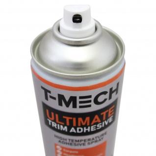 12 x 500ml Sprühkleber Klebstoff Kontaktkleber Industriekleber hitzebeständig temperaturbeständig Kraftkleber - Vorschau 2