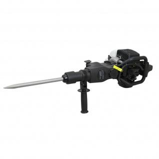 T-Mech Elektrischer Bohrhammer Bohrmaschine Schlagbohrhammer Schlaghammer Schlagbohrer 37.7cc - Vorschau 3