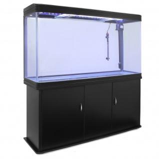 300 Liter Heimaquarium Aquarium mit Unterschrank Aquariumkobination 143.5cm H x 120.5cm B x 39cm T