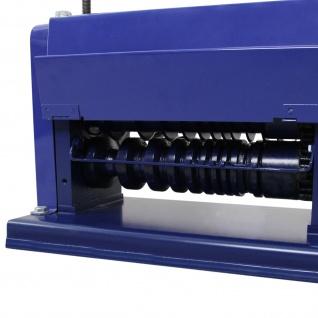 Automatische Kabelschälmaschine Abisoliermaschine Kabelabisoliermaschine Kabel Schneidzange Drahtschneidemaschine Kabelisolierer elektrisch   380W/0.5 PS   38 mm - Vorschau 4