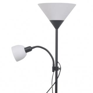 vidaXL Stehlampe Schwarz - Vorschau 4
