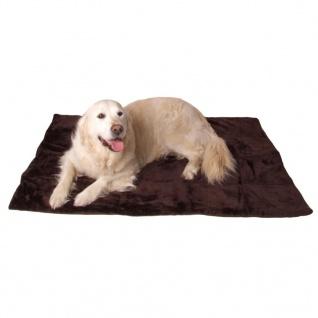 @Pet Hundedecke DeLuxe 88x60 cm Braun 18088