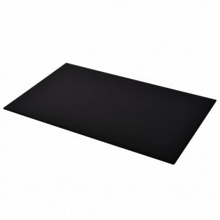 vidaXL Tischplatte aus gehärtetem Glas Rechteckig 1000 x 620 mm