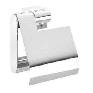 Tiger Toilettenpapierhalter WC-Rollenhalter Nomad Chrom 249130346
