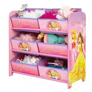 Disney Prinzessinnen Aufbewahrungskiste 64 x 30 x 60 cm Rosa OPBE660100