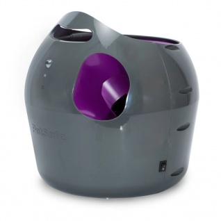 PetSafe Automatischer Ballwerfer 9 m Grau und Lila PTY00-14665