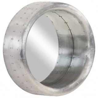 vidaXL Aviator-Spiegel 48 cm Metall