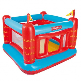 Bestway Spielzentrum Fisher Price 175x173x135 cm 93504