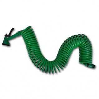 Flexibler, Garten Spiralwasserschlauch Spiralrohr