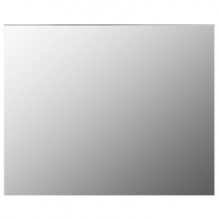 vidaXL Rahmenloser Spiegel 100x60 cm Glas