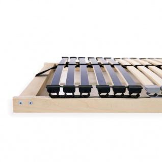vidaXL Lattenrost mit 42 Latten 7 Zonen 100 x 200 cm - Vorschau 5