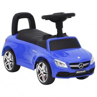vidaXL Rutschauto Mercedes-Benz C63 Blau