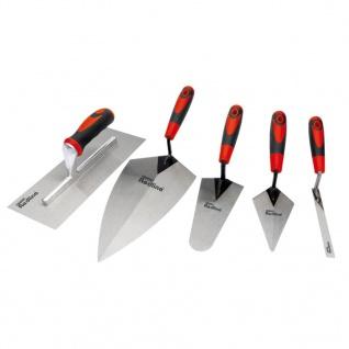 Draper Tools Kellen Set 5-tlg. Karbonstahl 69153