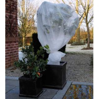 Nature Frostschutz Pflanzendecke Fleece Weis 4x6 m 6030117
