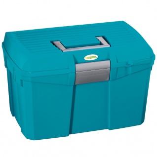 Kerbl Putzbox Siena Capriblau 328267