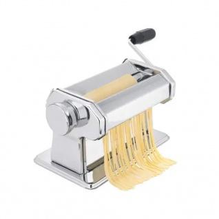 Excellent Houseware Manuelle Nudelmaschine Edelstahl Silbern