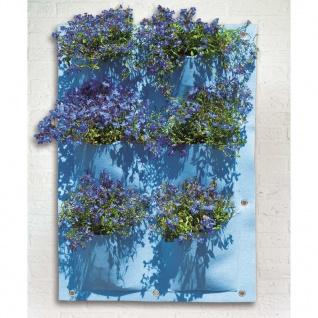 Nature Pflanztasche mit 6 Taschen Blau 6020257 - Vorschau 3