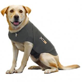 ThunderShirt Hundemantel zur Angstbekämpfung M Grau 2016