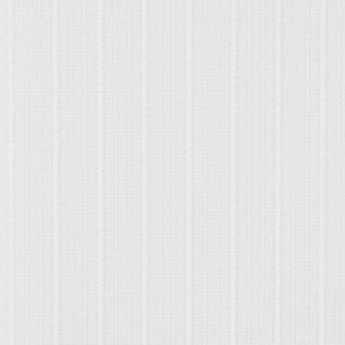vidaXL Vertikale Jalousien Weiß Stoff 150x180 cm - Vorschau 2