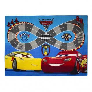 AK Sports Spielteppich Disney Cars 3 133×95 cm RCATHGA01095133T06