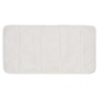 Sealskin Comfort Antirutschmatte Wanneneinlage 79x39cm Weiß 315225410