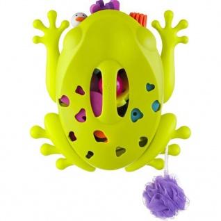 boon Badespielzeug-Schaufel Frog Pod