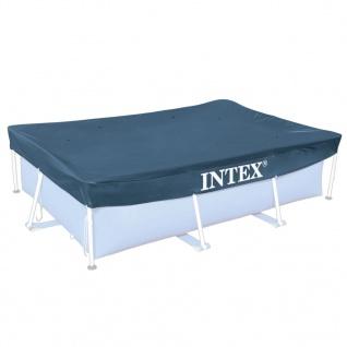 Intex Poolplane Rechteckig 300 x 200 cm 28038