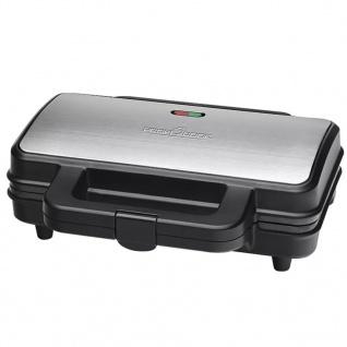 ProfiCook Sandwichtoaster 900 W Silber PC-ST 1092