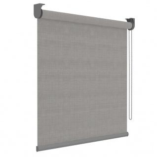 Decosol Rollo Deluxe Grau Lichtdurchlässig 120×190 cm