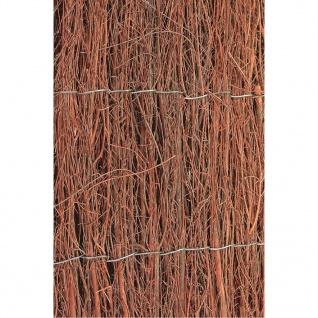 Nature Garten-Sichtschutz Heidekraut 1ß5 m 1 cm Dick