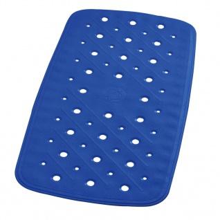 RIDDER Badewannenmatte Antirutschmatte Promo Neonblau