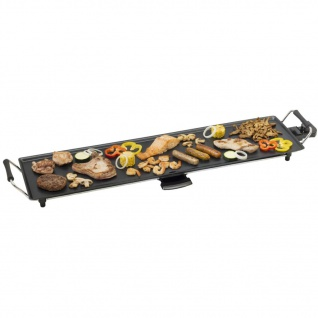 Bestron Plancha Grillplatte ABP604 1800 W