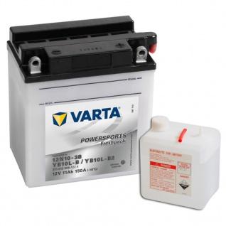Varta Freshpack Batterie 12 V 11 Ah YB10L-B