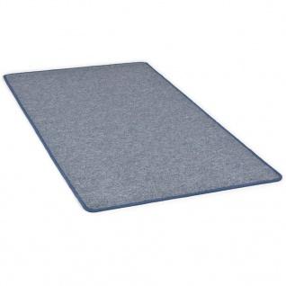 vidaXL Teppich Getuftet 120 x 180 cm Blau - Vorschau 2