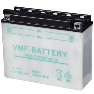 VMF Powersport Batterie 12 V 16 Ah (S)CB16AL-A2