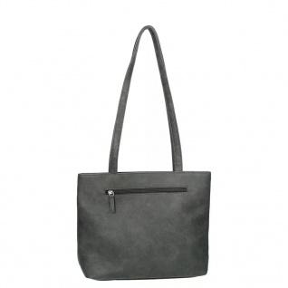 Beagles Handtasche grau 15963-012 - Vorschau 4