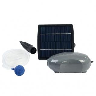 Ubbink Outdoor-Belüftungspumpe Air Solar 100 1351374