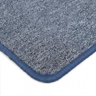 vidaXL Teppich Getuftet 120 x 180 cm Blau - Vorschau 5