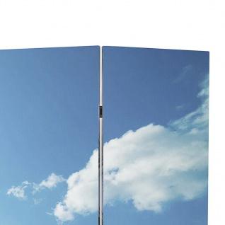 Foto-Paravent Paravent Raumteiler Strand 160 x 180 cm - Vorschau 3