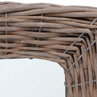 vidaXL Spiegel 3 Stk. 15×15 cm Weide - Vorschau 4