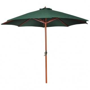 Sonnenschirm ? 300 cm grün