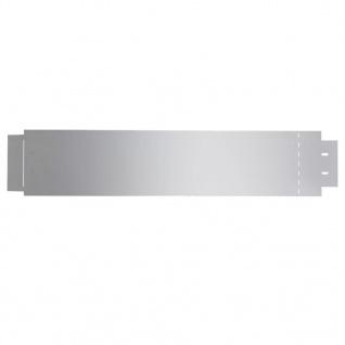 vidaXL Rasenkanten 15 Stk. Verzinkter Stahl 100 x 20 cm - Vorschau 5
