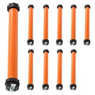 vidaXL Rohrmotoren 10 Stk. 10Nm