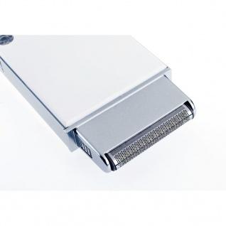Trebs Akku-Rasierer mit USB-Stecker und ultradünnem Scherkopf