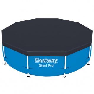 Bestway Poolabdeckung Flowclear 305 cm