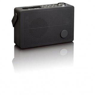 Lenco DAB+/ FM Radio mit Weckfunktion PDR-030 Schwarz
