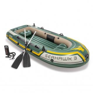 Intex Schlauchboot-Set Seahawk 3 295×137×43 cm 68380NP