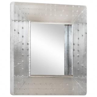 vidaXL Aviator-Spiegel 50x50 cm Metall - Vorschau 1