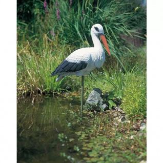 Ubbink Tierfigur Storch 1382501 - Vorschau 2