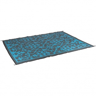 Bo-Leisure Outdoor-Teppich Chill Mat Lounge 2, 7×2 m Blau 4271021